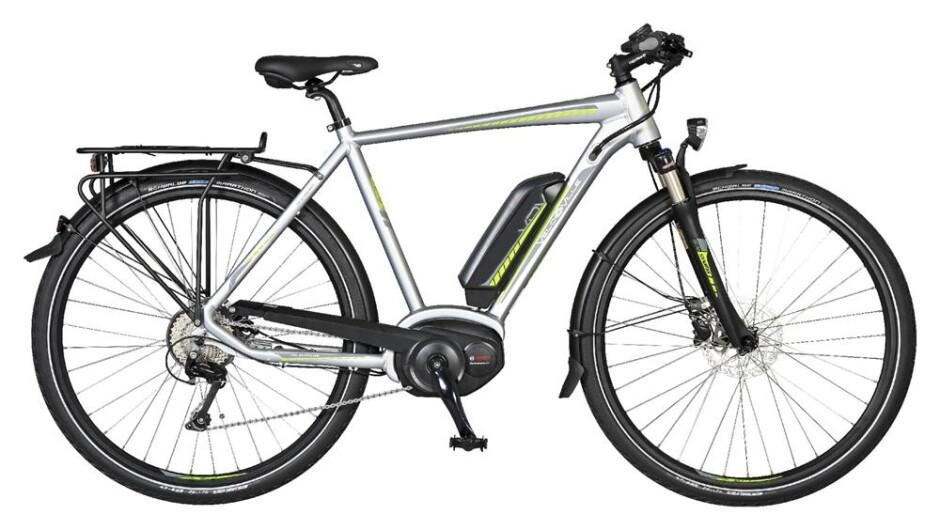 Velo de VilleAEB 90 Disc E-Bike Bosch 500 Wh