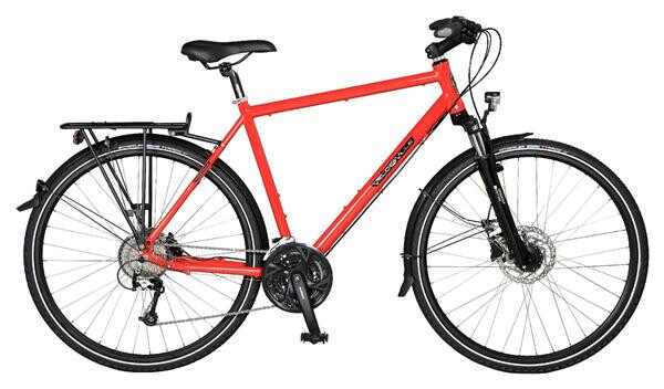 VELO DE VILLE - L200 Light-Sport 27 Gg Shimano XT Mix