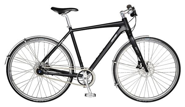 VELO DE VILLE - V700 ESPRIT Premium Single Speed