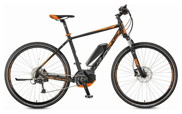 KTM - Macina Cross 9 CX4 9s Deore