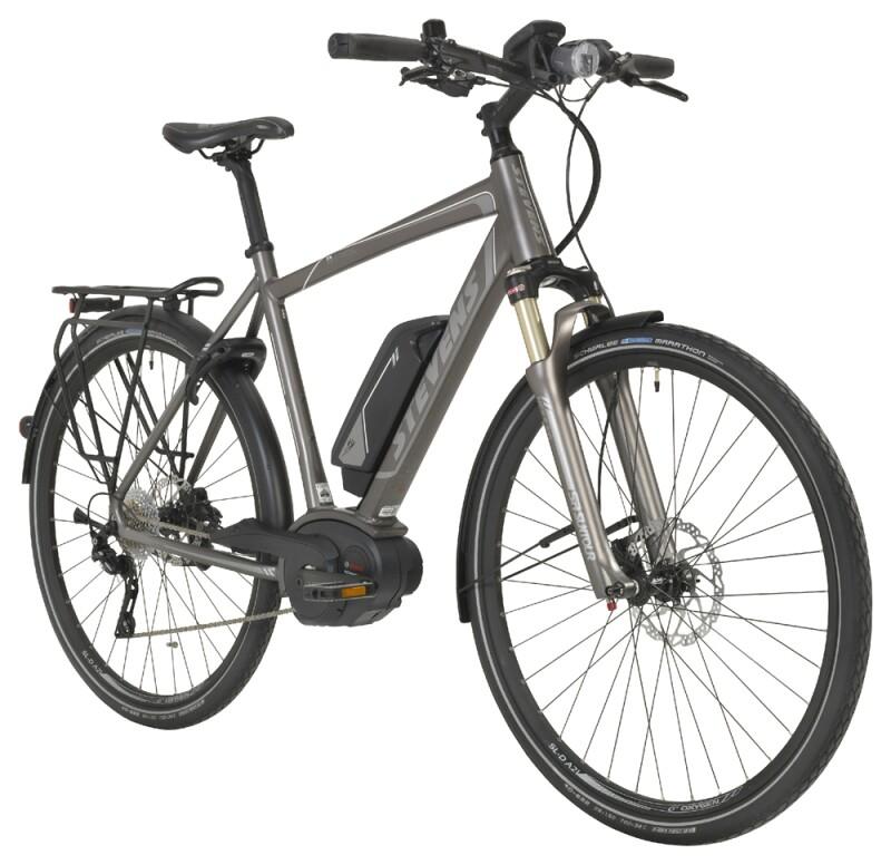 Stevens E-Triton 400 Gent E-Bike