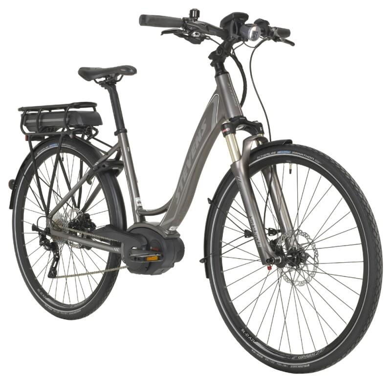 Stevens E-Triton 400 Forma E-Bike