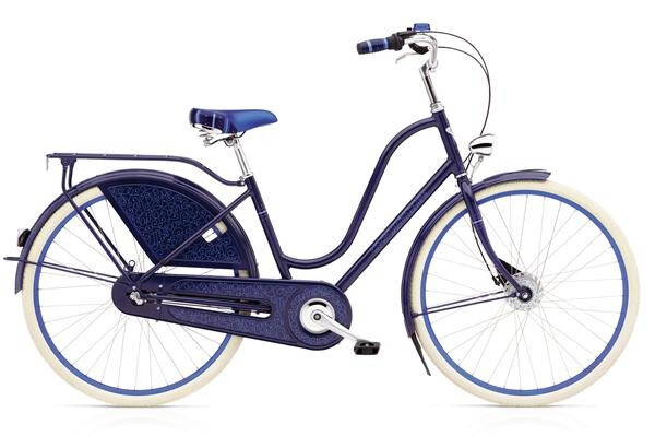 ELECTRA BICYCLE - AMSTERDAM JETSET 3I LADIES'