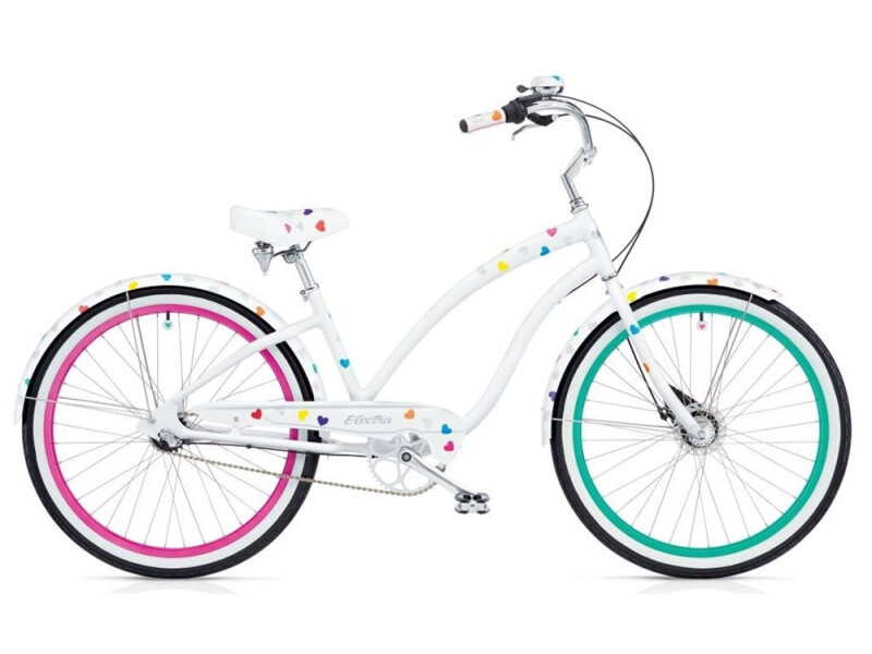Electra Bicycle Heartchya 3i Ladies'
