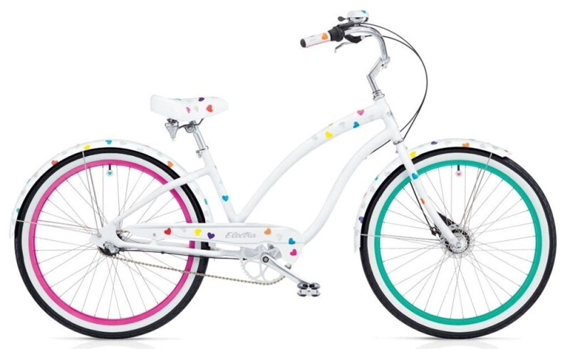 Electra Bicycle Heartchya 3i Ladies'