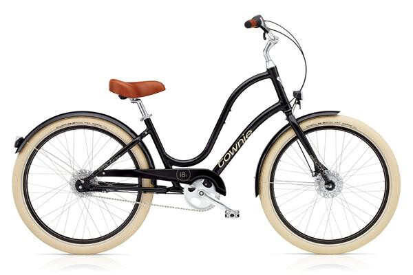 ELECTRA BICYCLE - Townie Balloon 8i EQ Ladies'