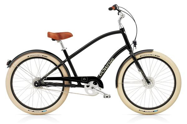 ELECTRA BICYCLE - Townie Balloon 8i EQ Men's