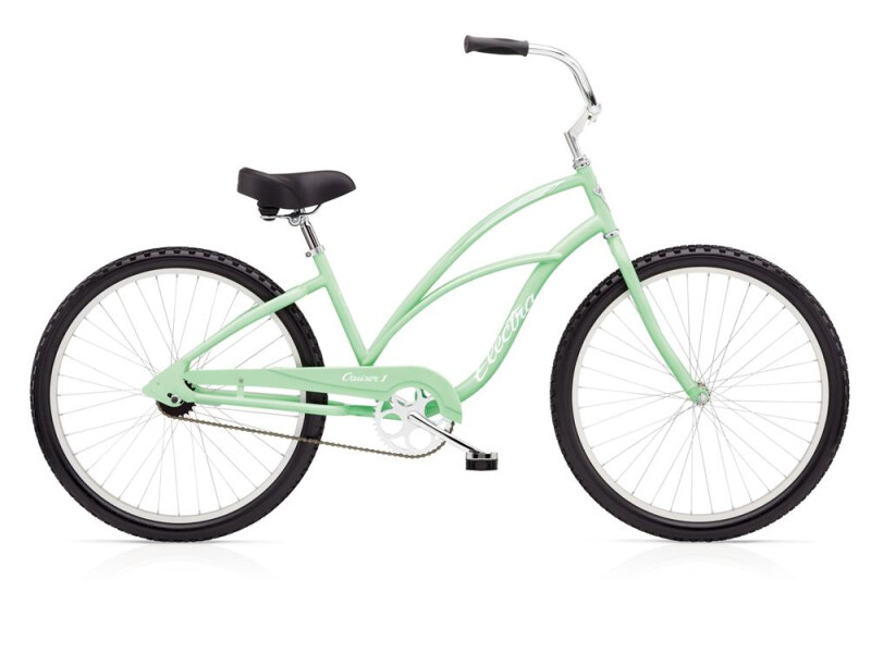 Electra Bicycle Cruiser 1 24in Ladies'