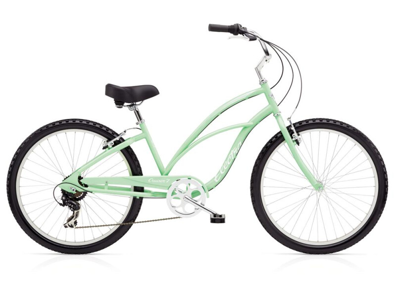Electra Bicycle Cruiser 7D 24in Ladies'