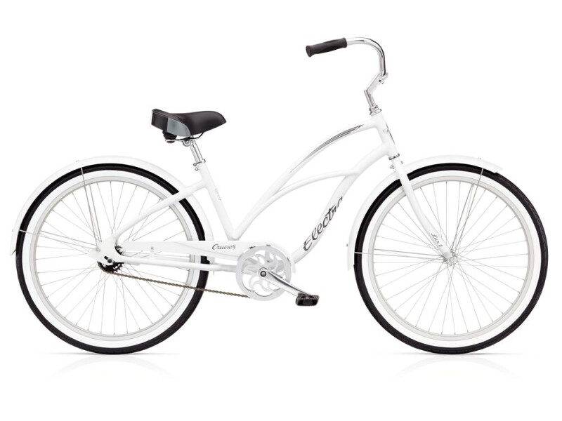 Electra Bicycle Cruiser Lux 1 Ladies'