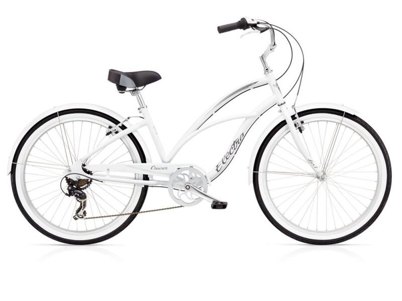 Electra Bicycle Cruiser Lux 7D Ladies'