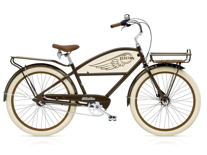 Electra Bicycle Delivery 3i Men's