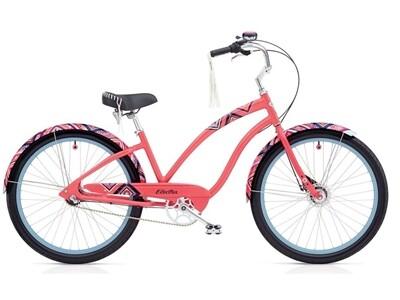 Electra Bicycle - Morning Star 3i Ladies' Angebot