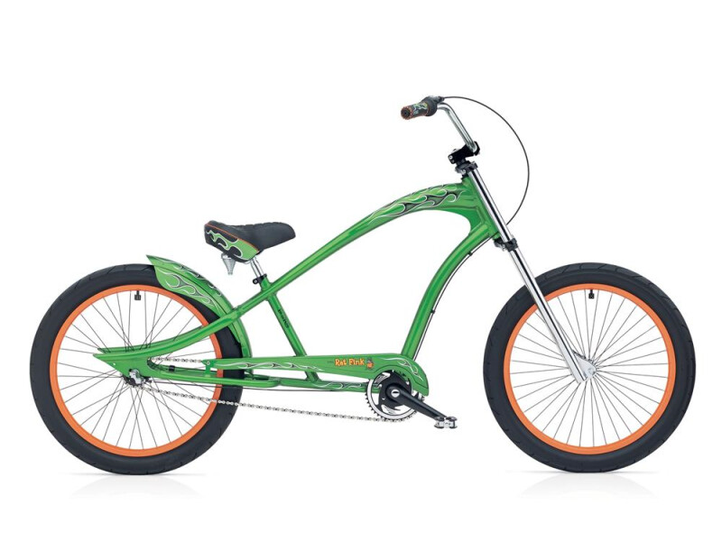 Electra Bicycle Rat Fink 3i Men's