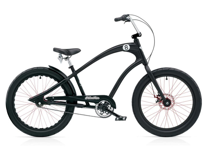 Electra Bicycle Straight 8 3i Men's