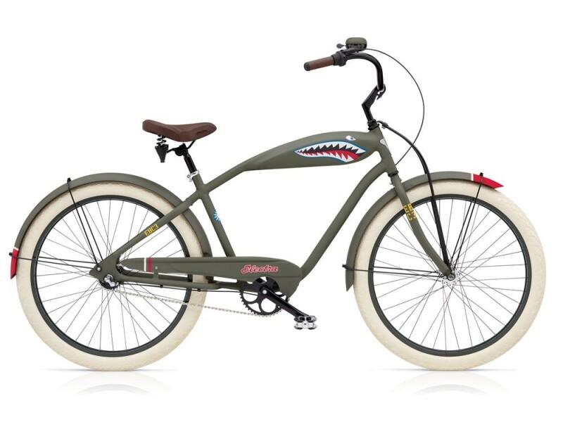 Electra Bicycle Tiger Shark 3i Men's