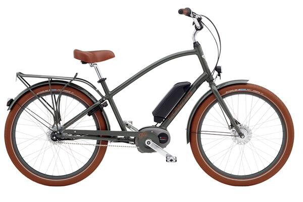 ELECTRA BICYCLE - Townie Go! 8i Men's