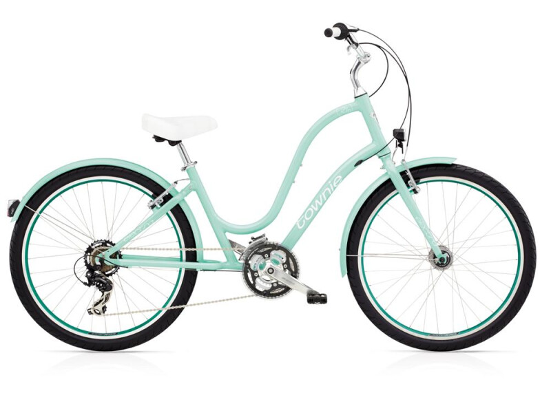 Electra Bicycle Townie Original 21D EQ Ladies'