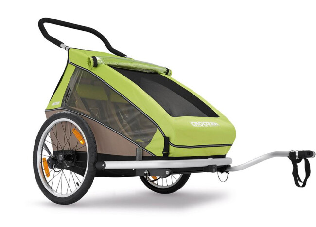 Croozer Kid for 2 click&crooze