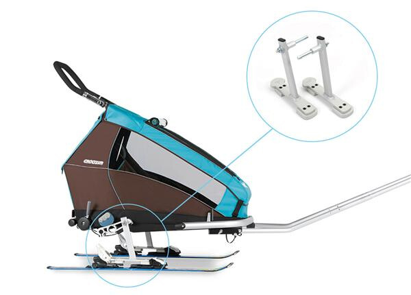 CROOZER - Croozer Ski-Adapter-Set