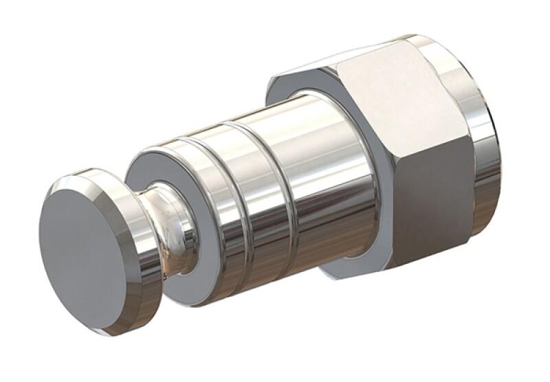 Croozer Croozer Kupplung Click & Crooz® Achsmutter FG 10,5 Zubehör / Teile
