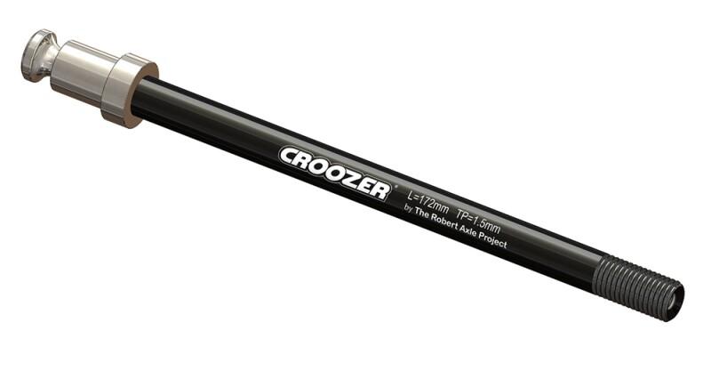 Croozer Croozer Kupplung Click & Crooz® M12 x 1,5 Zubehör / Teile