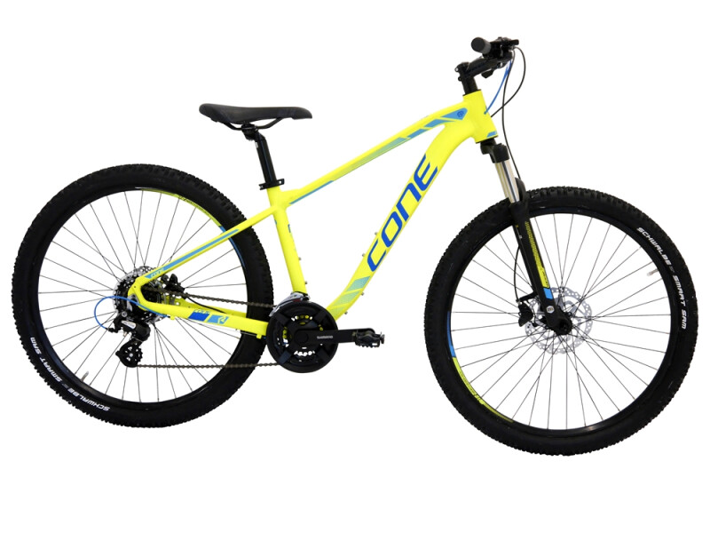 CONE Bikes - Race 2.7 Lime Blau Angebot