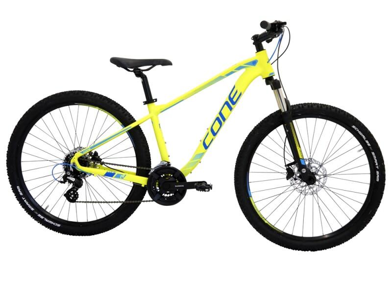 CONE Bikes - Race 2.7 Lime Blau