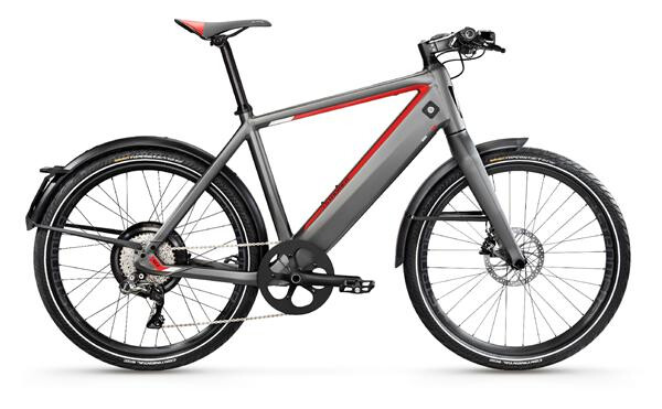 STROMER - ST2 S Grey Sport