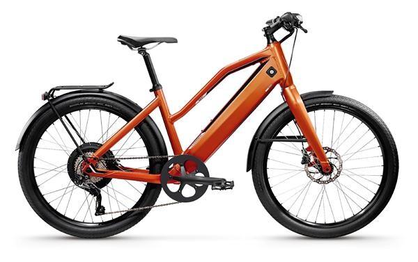 STROMER - ST1 X Orange