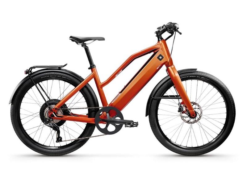 Stromer ST1 X Orange