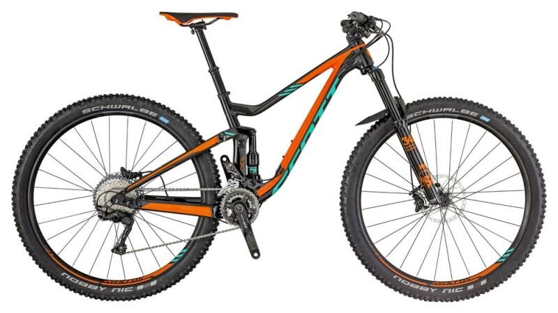 Scott Genius 930 Mountainbike
