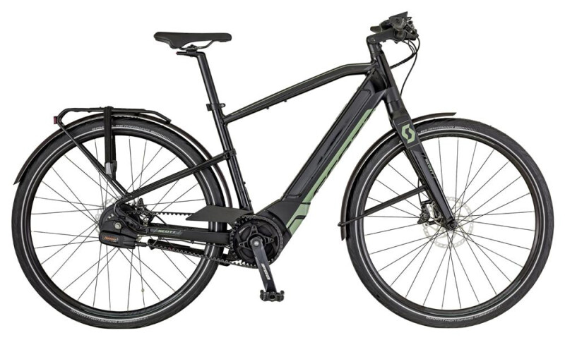 Scott E-Silence Evo E-Bike
