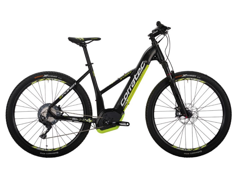 Corratec E-Power X Vert 650B CX 500W Prime Lady