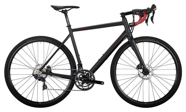 CORRATEC - All Road Gravel mit mech. Disc