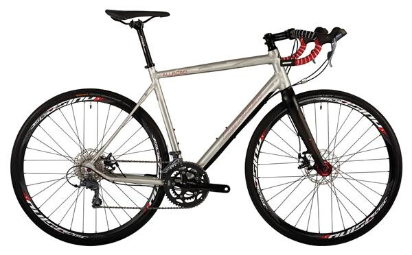 CORRATEC - All Road Gravel mit hydro Disc