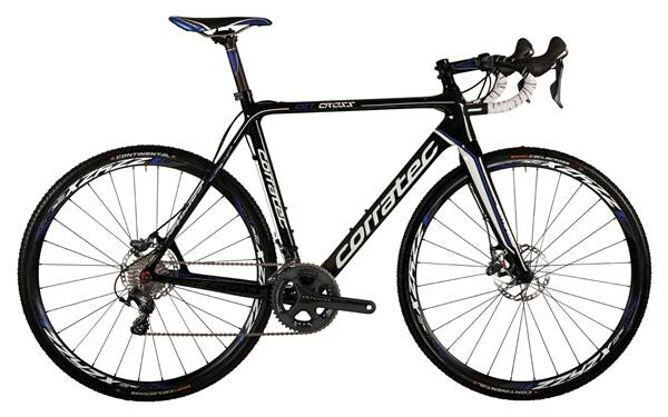 CORRATEC - CCT Cross Ultegra 11s Hydro Disc
