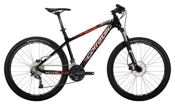 CORRATEC - X-Vert Mation 650B 9 speed