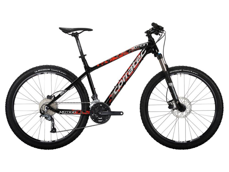 Corratec X-Vert Mation 650B 9 speed