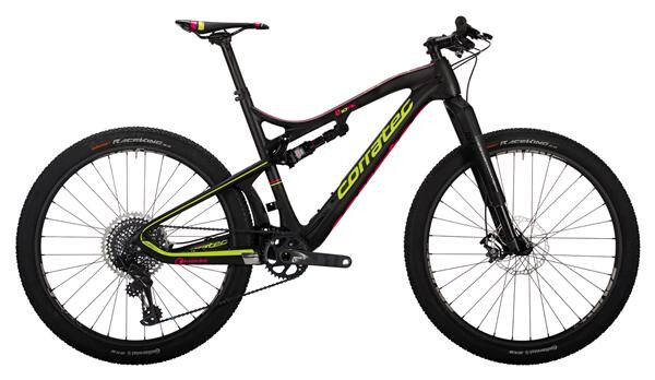 CORRATEC - IL Carbon 10Hz Eagel