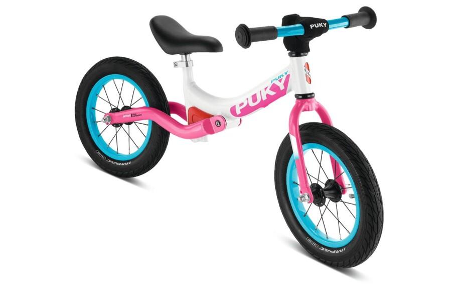 Puky LR Ride weiß/pink