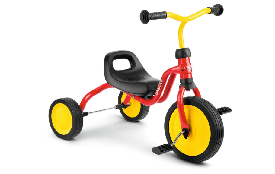 Puky Dreirad Fitsch rot