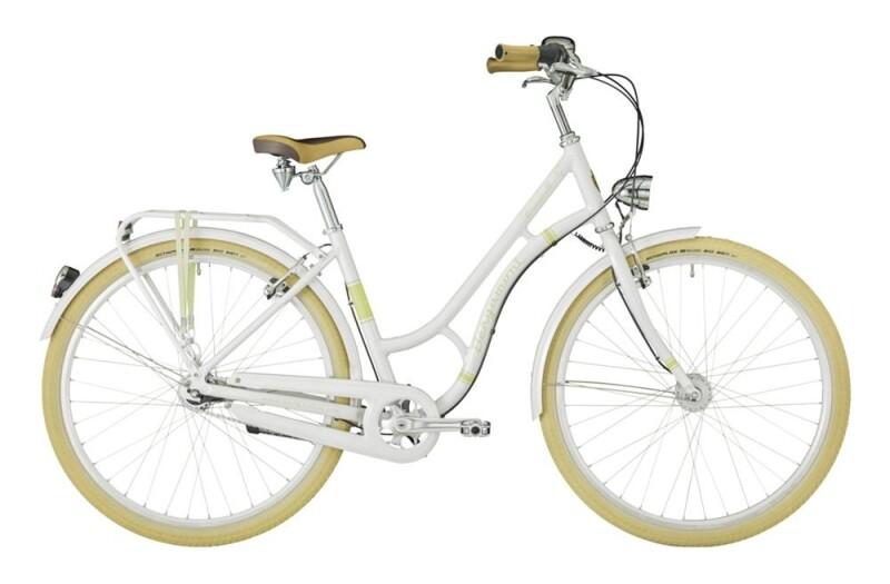 Bergamont Summerville N7 CB White Citybike