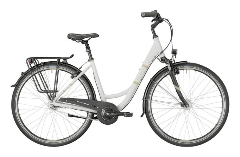 Bergamont Belami N7 White Citybike