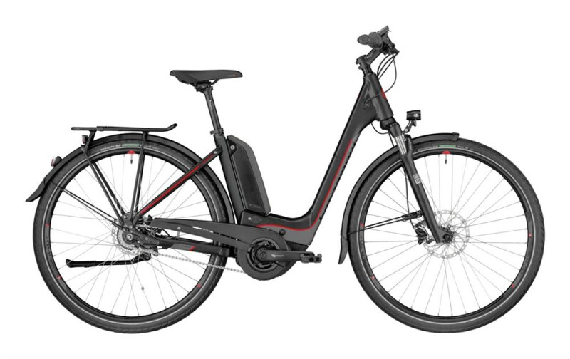 Bergamont E-Horizon N8 FH 400 Wave E-Bike