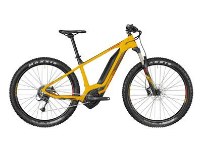 Bergamont Bergamont E-Revox 6.0 Plus melon yellow/black/red
