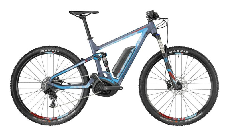Bergamont E-Contrail 6.0 E-Bike