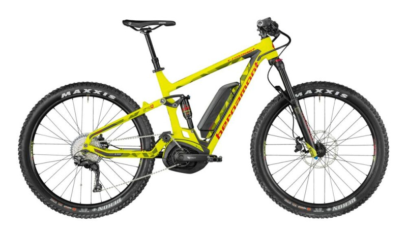 Bergamont E-Contrail 6.0 Plus E-Bike