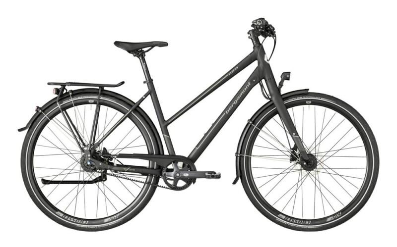 Bergamont Vitess N8 Belt Lady Citybike