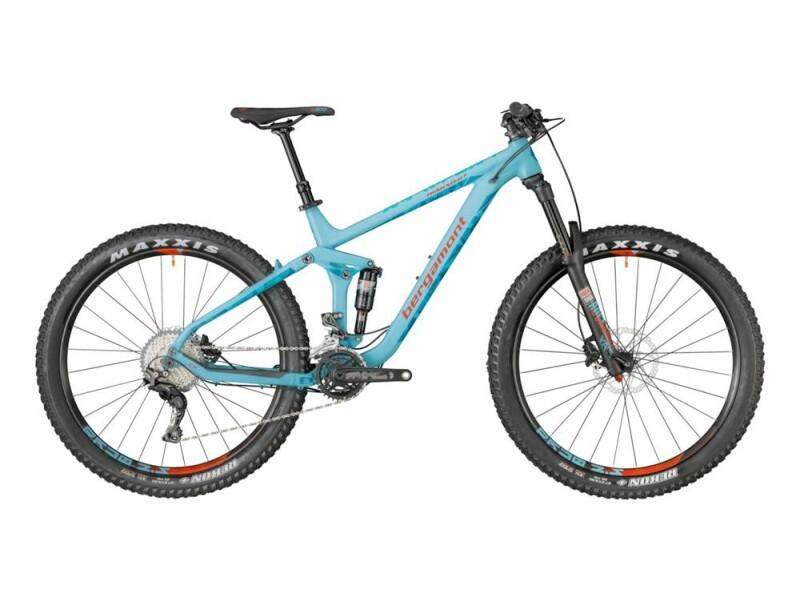 Bergamont Trailster 8.0 Plus